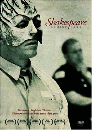 Shakespeare Behind Bars Poster